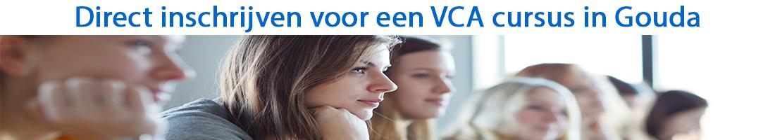 Direct inschrijven voor een VCA cursus in Gouda